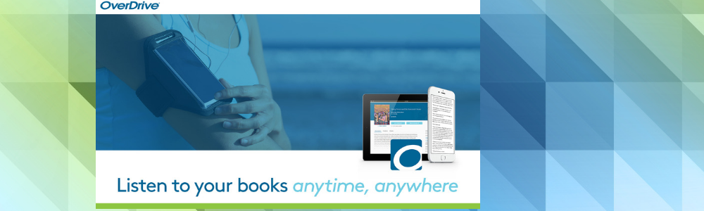 OverDrive Audiobooks Spring to Summer